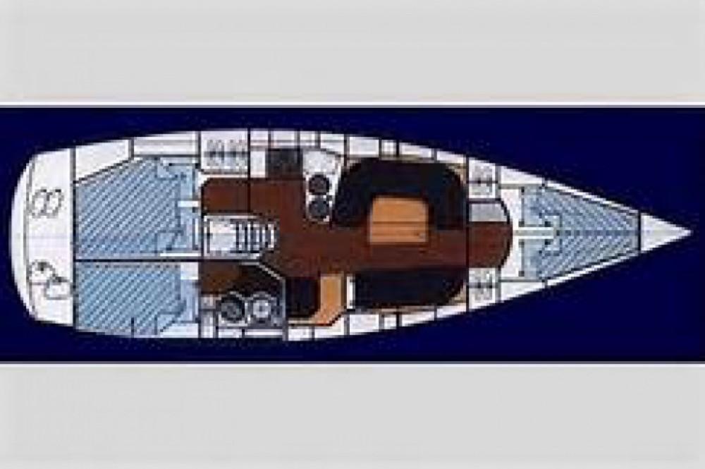 Bootsverleih Port du Crouesty günstig DELHER 36