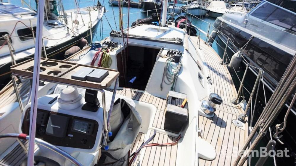 Segelboot mit oder ohne Skipper Comar mieten in Cogolin