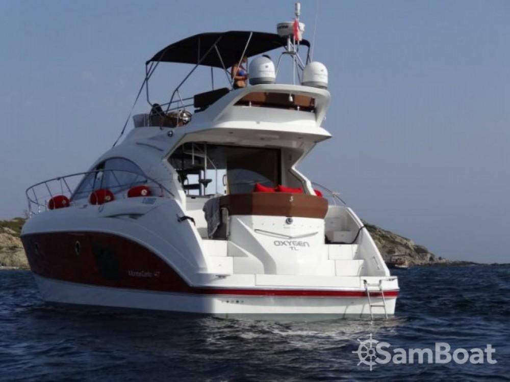 Bootsverleih Antibes günstig Monte Carlo 47 Fly