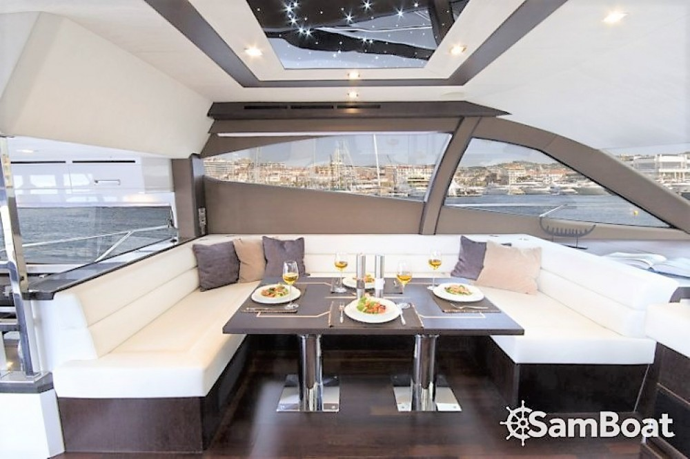 Yacht-Charter in Vallauris - Galeon Galeon 550 Fly auf SamBoat