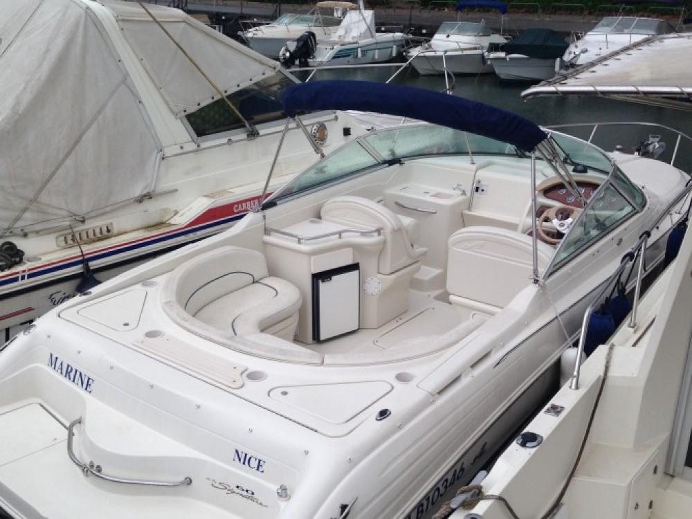 Yacht-Charter in Mandelieu-la-Napoule - Sea Ray Sea Ray 260 auf SamBoat