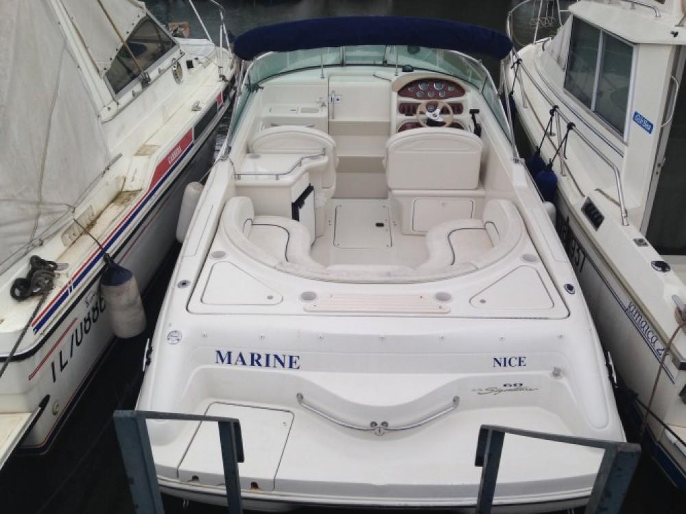 Motorboot mieten in Mandelieu-la-Napoule - Sea Ray Sea Ray 260