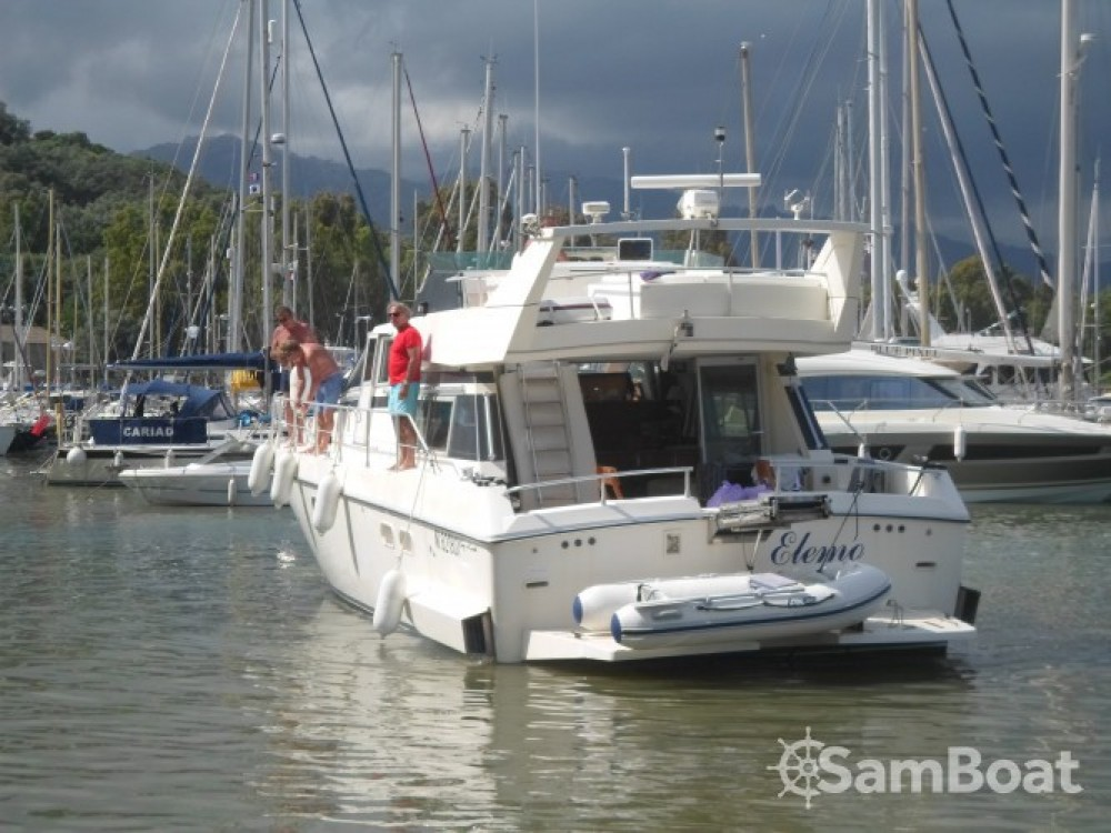 Motorboot mieten in Porto-Vecchio - Guy Couach Guy Couach 1602