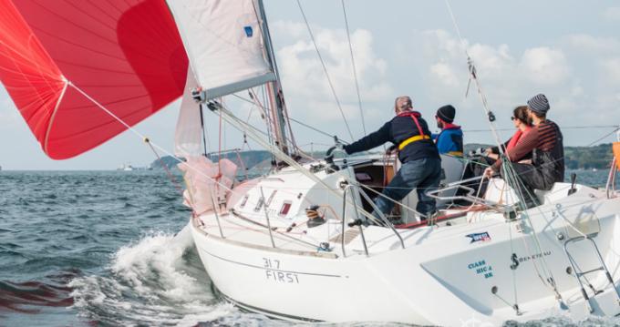 Yacht-Charter in Brest - Bénéteau First 31.7 auf SamBoat