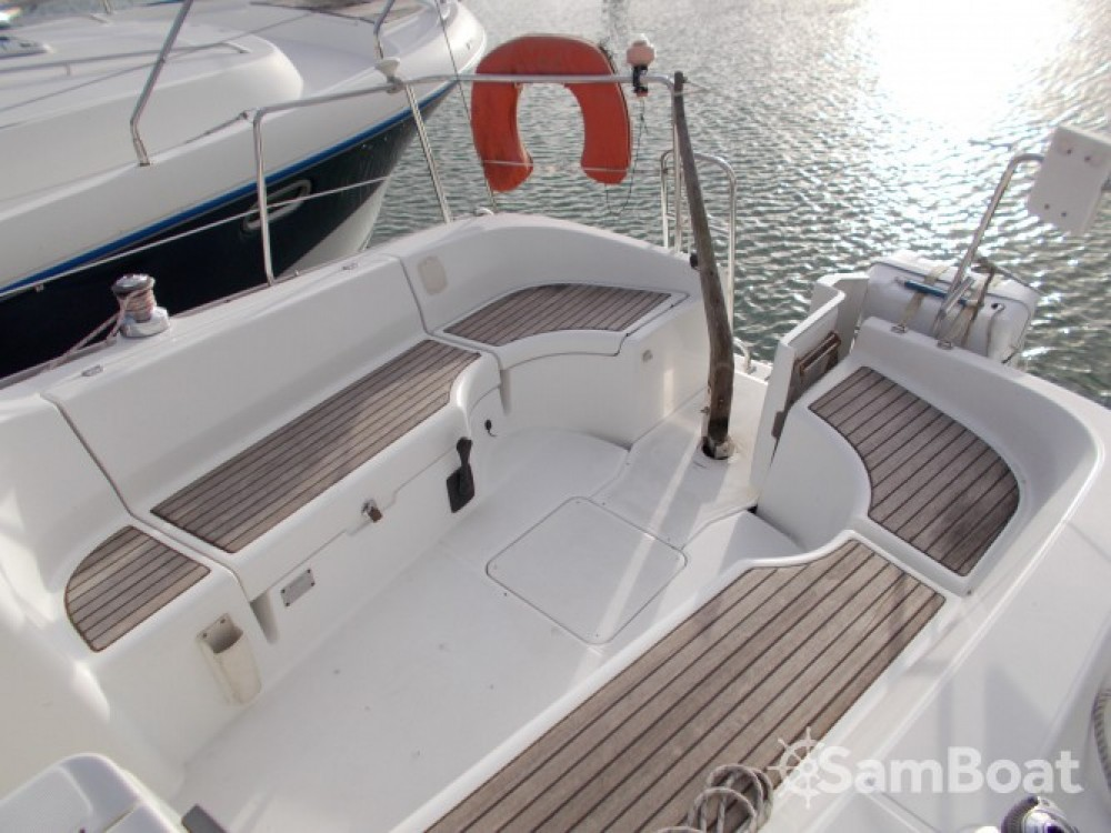 Yacht-Charter in Pornichet - Bénéteau Oceanis auf SamBoat