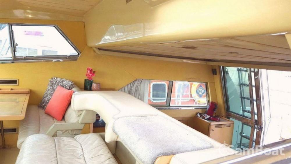 Motorboot mit oder ohne Skipper Ferreti mieten in Porto-Vecchio