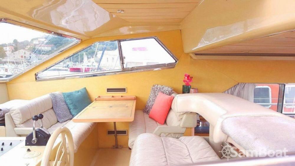 Yacht-Charter in Porto-Vecchio - Ferreti 145 Fly auf SamBoat