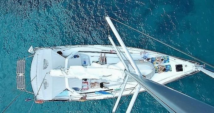 Segelboot mieten in Golfe-Juan - Bénéteau Oceanis 45