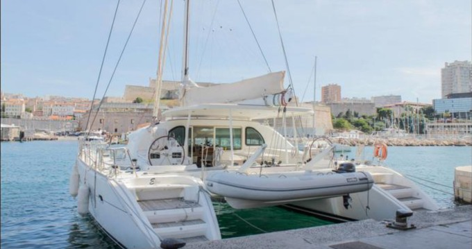 Bootsverleih Ajaccio günstig Lagoon 570