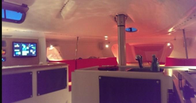 Vermietung Segelboot 3c-Composites mit Führerschein