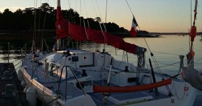 Yacht-Charter in Loctudy - 3c-Composites Bongo 9.60 auf SamBoat