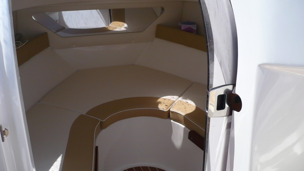 Ein Quicksilver Activ 555 Cabin mieten in Argelès-sur-Mer