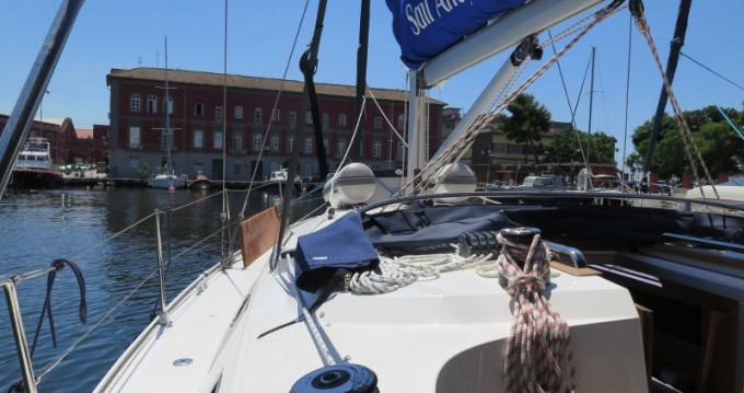 Bootsverleih Bavaria Cruiser 41 Castellammare di Stabia Samboat