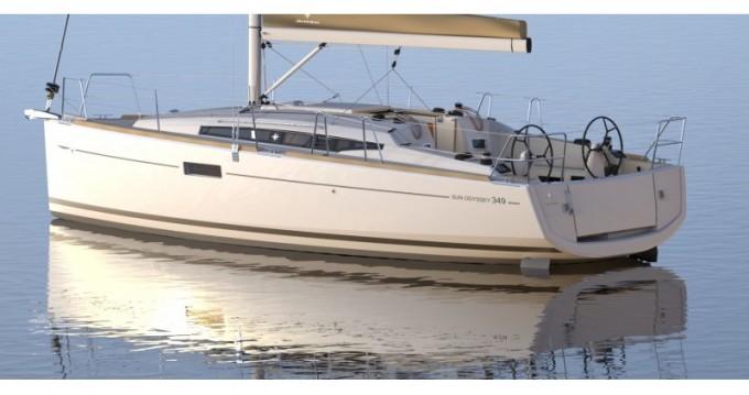 Segelboot mieten in Rogač - Jeanneau Sun Odyssey 349