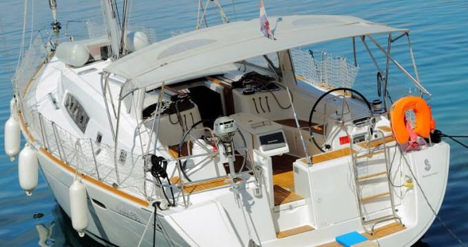 Segelboot mieten in Rogač - Bénéteau Oceanis 50 Family