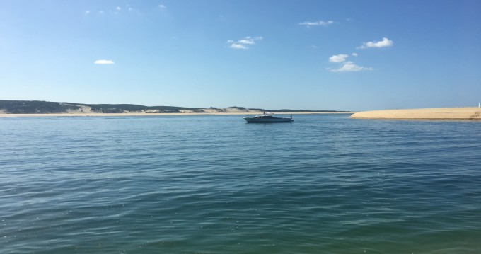Motorboot mieten in Andernos-les-Bains - Quicksilver Activ 555 Open