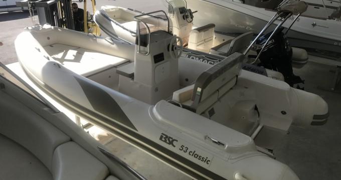 Yacht-Charter in Ajaccio - Bsc BSC 53 auf SamBoat