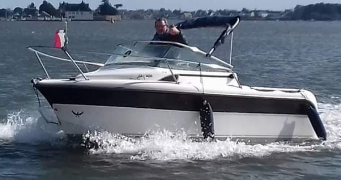 Vermietung Motorboot Ocqueteau mit Führerschein