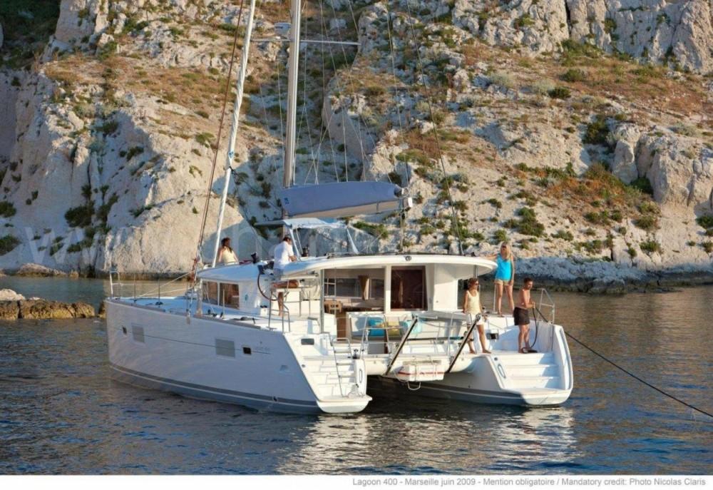 Katamaran mit oder ohne Skipper Lagoon mieten in Balearische Inseln