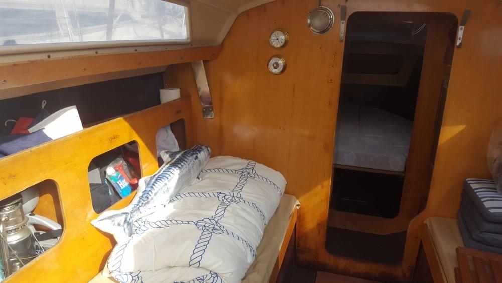 Segelboot mieten in Toulon - Aloa Aloa 25