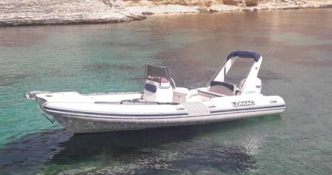 Bootsverleih Lomac Lomac 675 IN Bonifacio Samboat