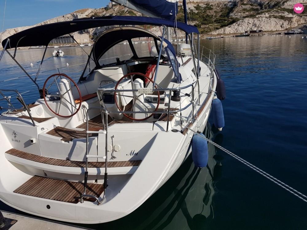 Segelboot mieten in Marseille zum besten Preis