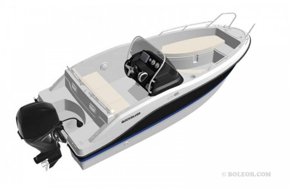 Motorboot mieten in Palma - Boleor B455 'Theia' (no licence)