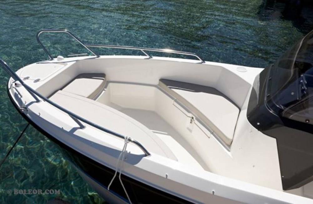 Motorboot mit oder ohne Skipper Boleor mieten in Palma