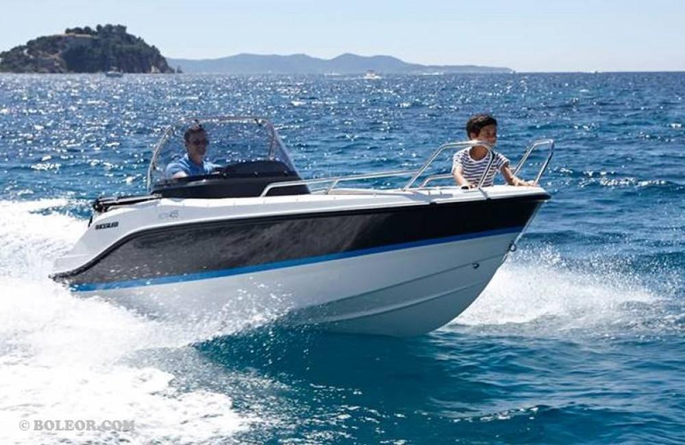Yacht-Charter in Palma - Boleor B455 'Theia' (no licence) auf SamBoat