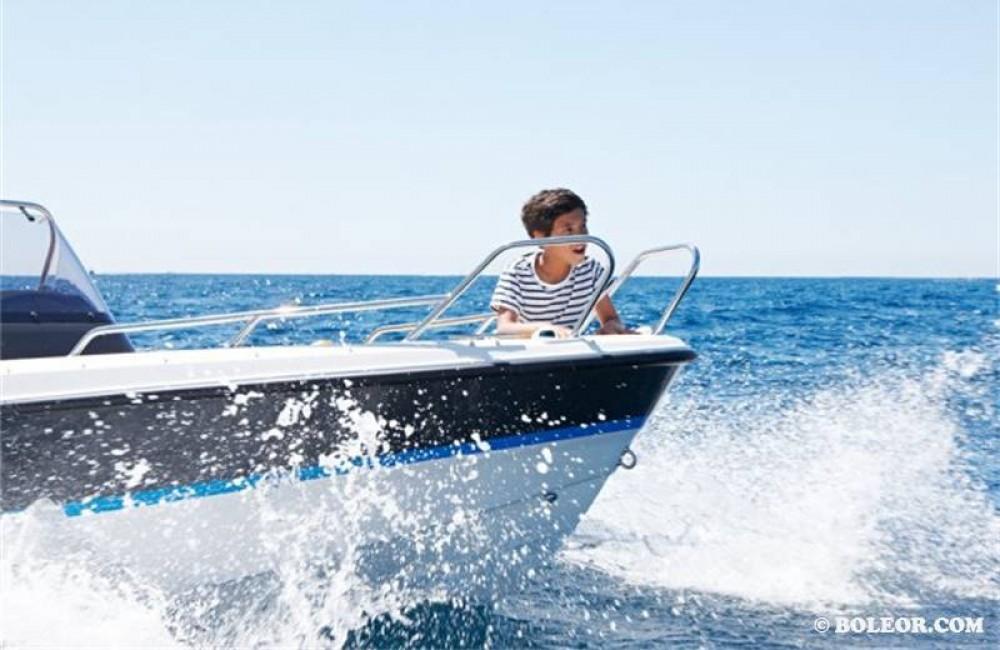 Boleor B455 'Theia' (no licence) zwischen Privatpersonen und professionellem Anbieter Palma