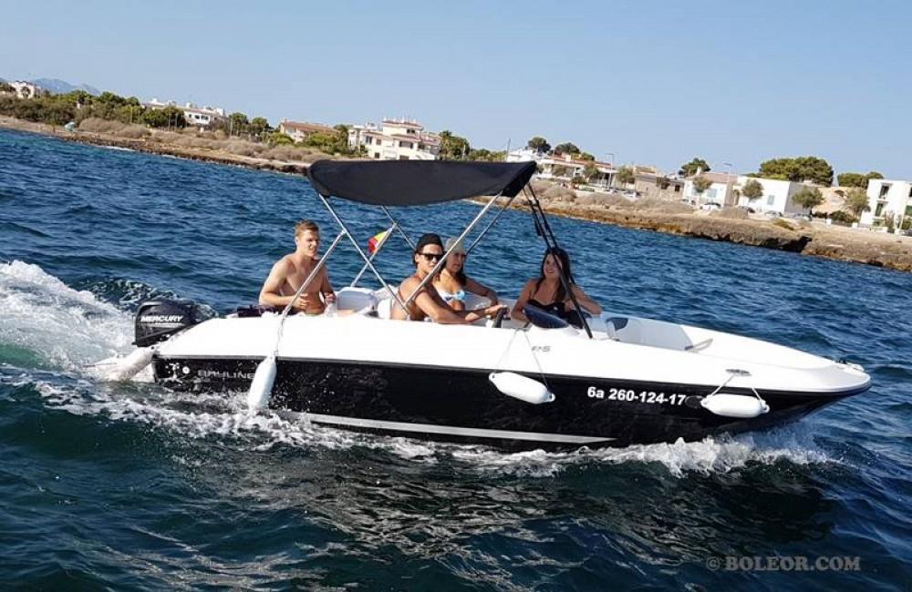 Motorboot mit oder ohne Skipper Boleor mieten in