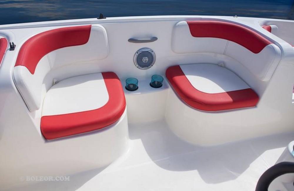 Motorboot mieten in Palma - Boleor Q600 'Atlas' (8p/115hp)