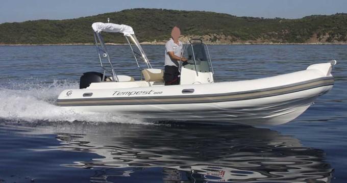 Schlauchboot mit oder ohne Skipper Capelli mieten in Saint-Georges-de-Didonne
