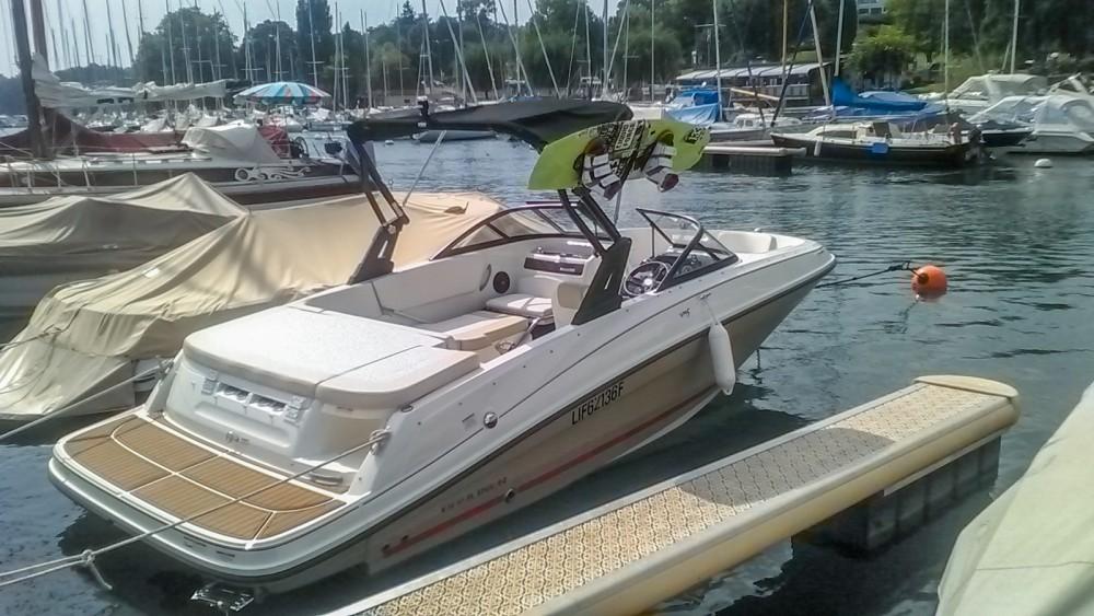 Motorboot mieten in Chens-sur-Léman zum besten Preis