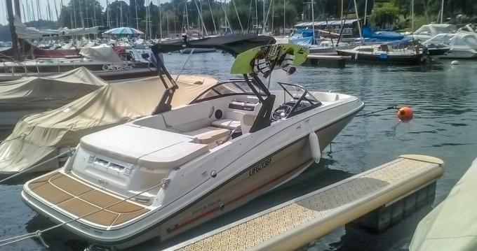 Motorboot mit oder ohne Skipper Bayliner mieten in Chens-sur-Léman
