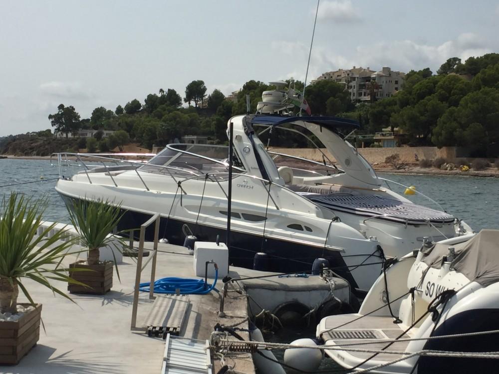 Motorboot mieten in Xàbia / Jávea zum besten Preis