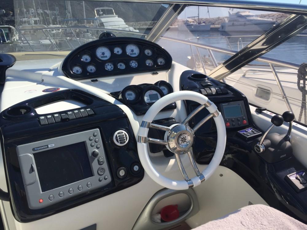 Motorboot mieten in Xàbia / Jávea - Cranchi Endurance 41