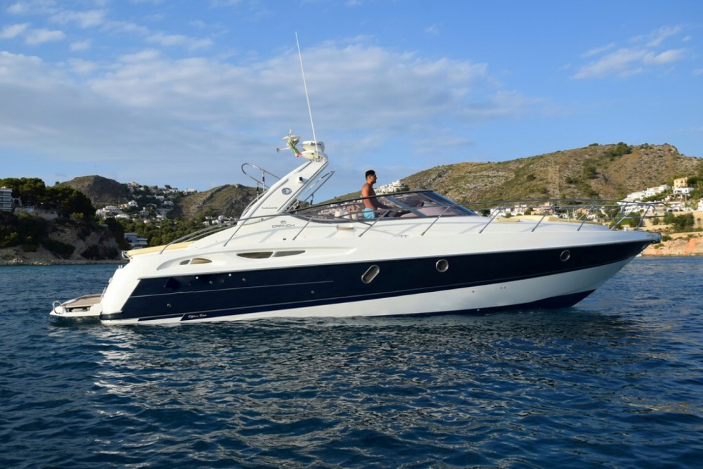 Yacht-Charter in Xàbia / Jávea - Cranchi Endurance 41 auf SamBoat