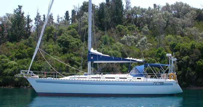 Ein Gibert Marine Gib Sea 442 mieten in Lipari (Island)