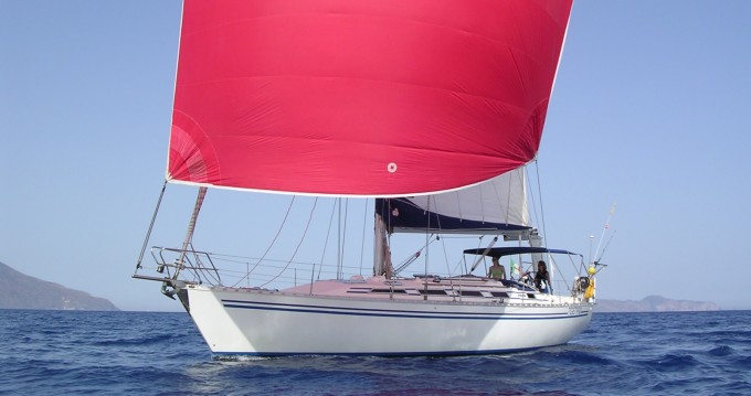 Bootsverleih Lipari (Island) günstig Gib Sea 442
