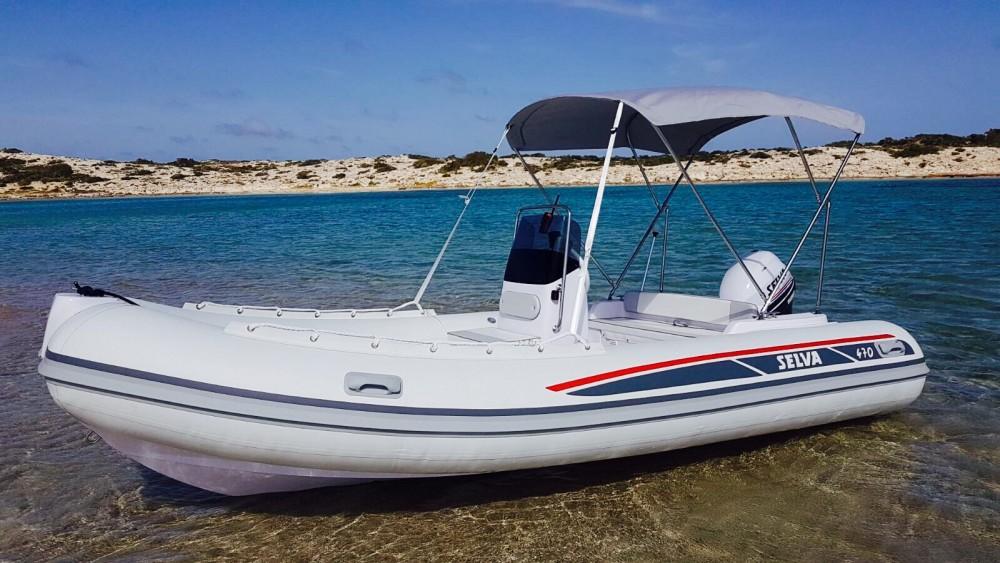 Schlauchboot mieten in Ibiza-Stadt zum besten Preis