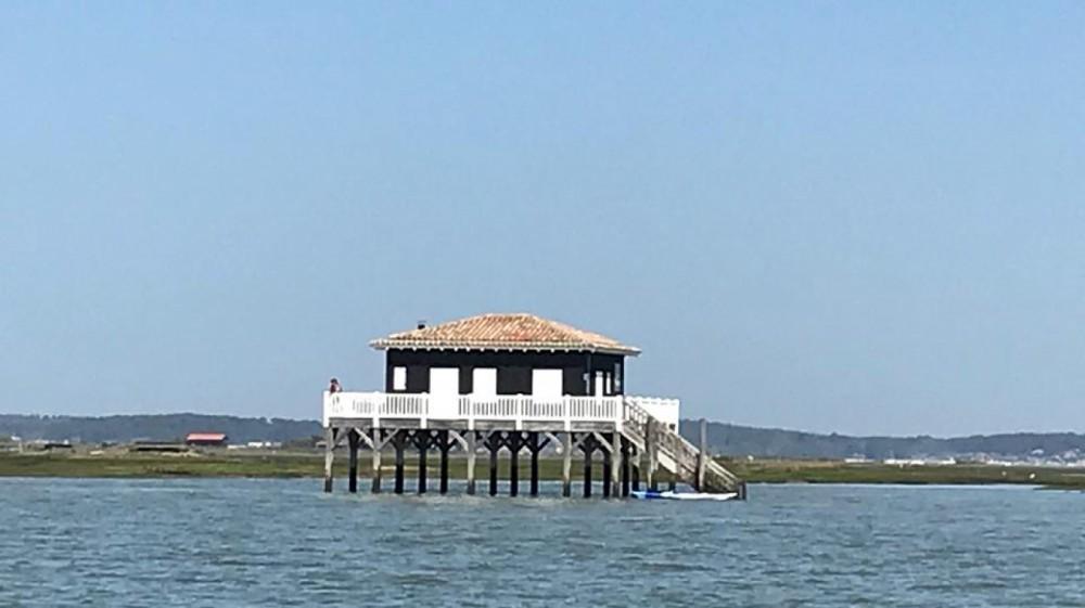 Ein Sessa Marine Key Largo 20 mieten in Arcachon
