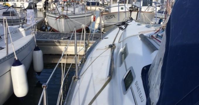 Segelboot mieten in Pornichet zum besten Preis