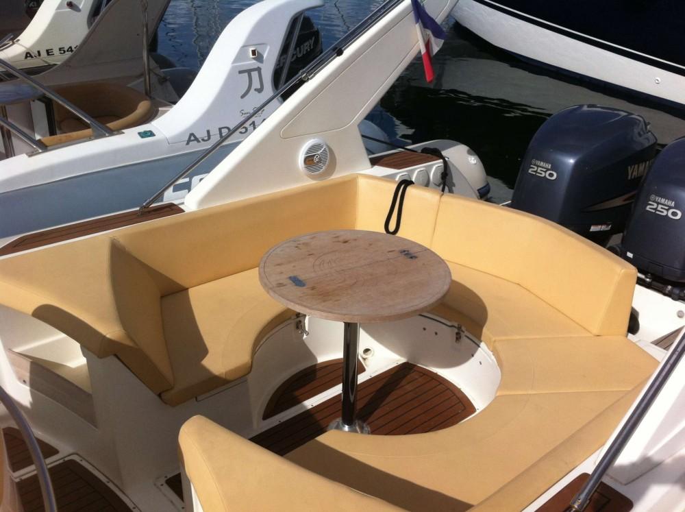 Schlauchboot mieten in Porto-Vecchio - Capelli Tempest 1000