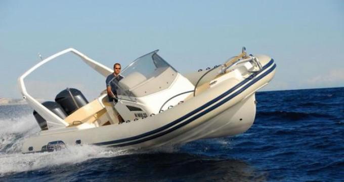 Bootsverleih Capelli Tempest 1000 Porto-Vecchio Samboat