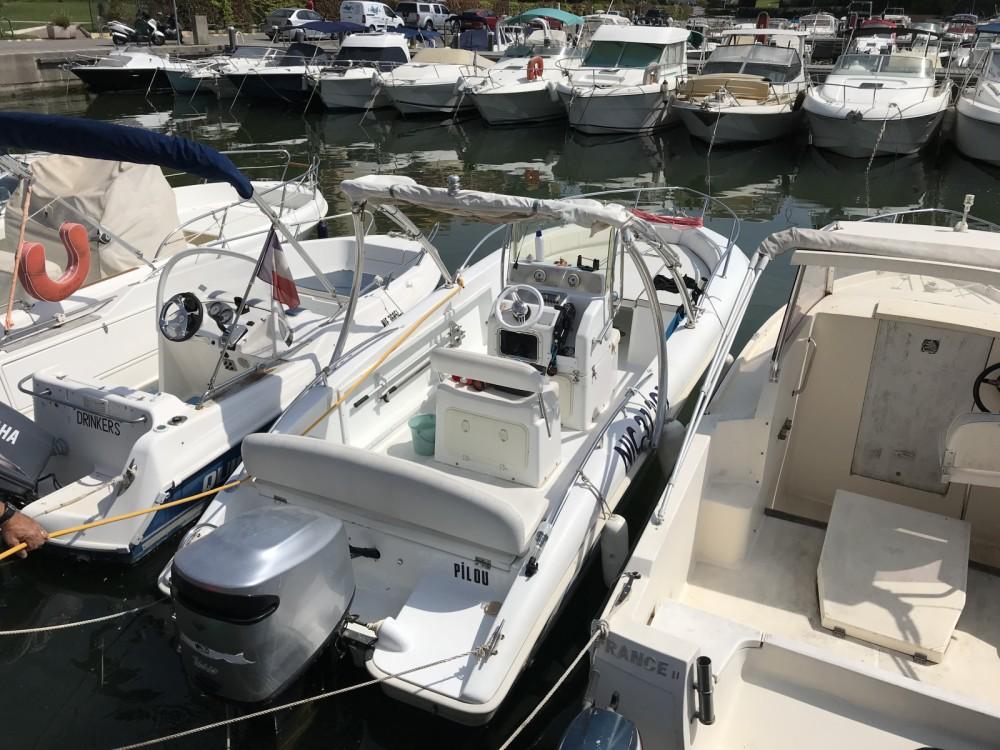 Motorboot mit oder ohne Skipper Plastimar mieten in Mandelieu-la-Napoule
