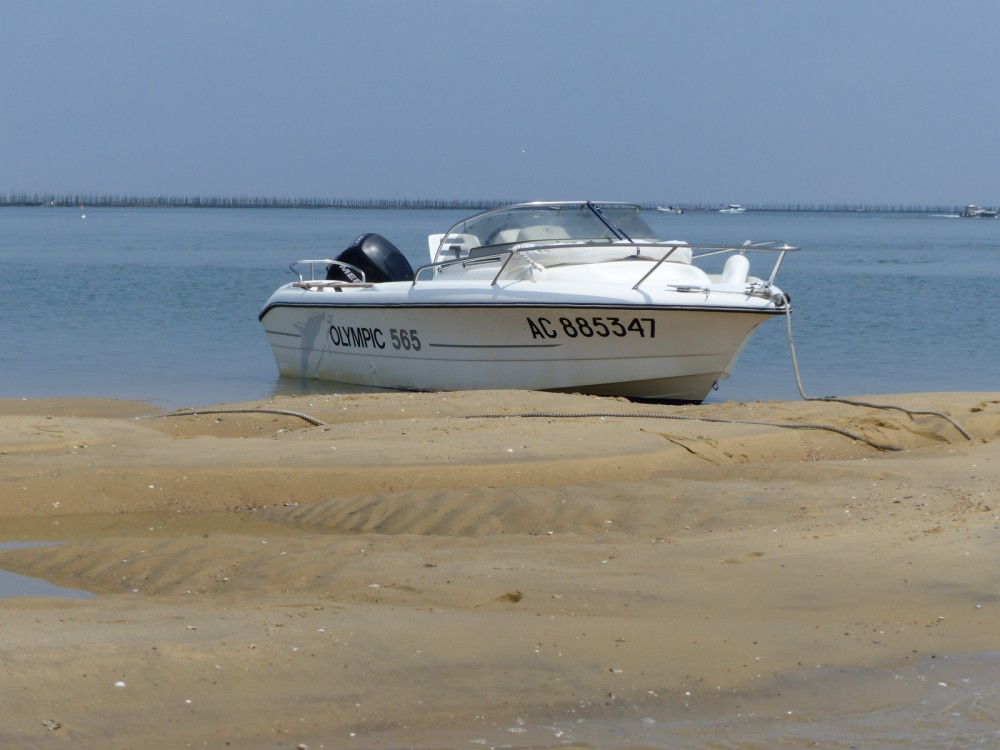 Motorboot mieten in Arcachon - Ocqueteau Olympic 565