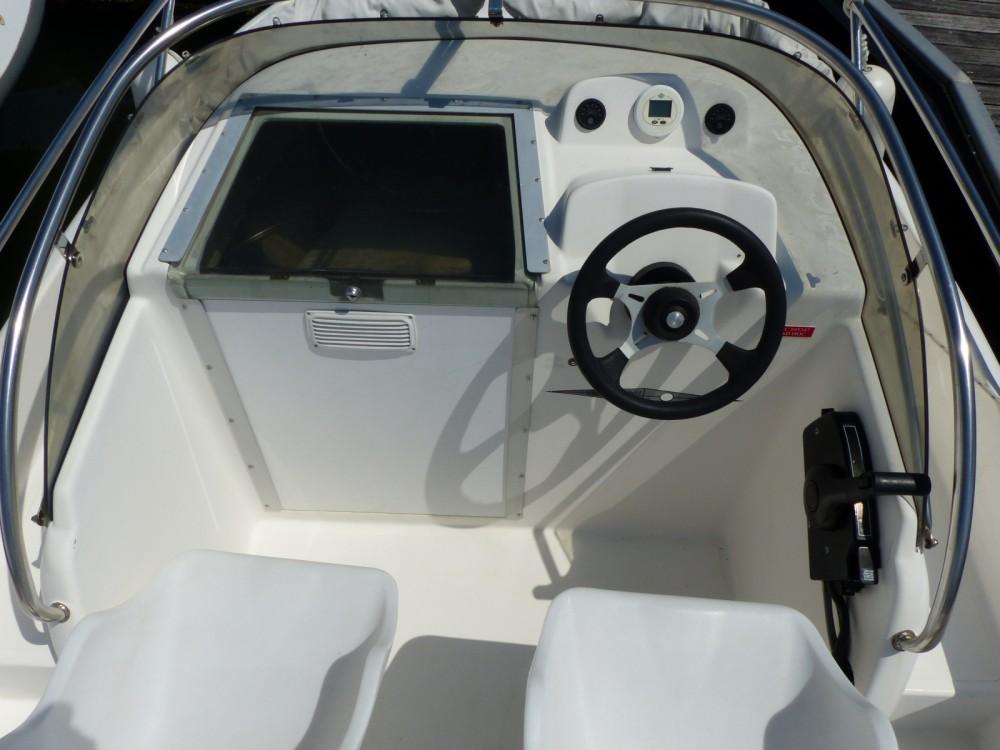 Bootsverleih Ocqueteau Olympic 565 Arcachon Samboat
