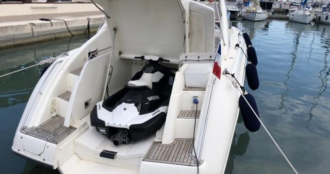 Motorboot mit oder ohne Skipper Sunseeker mieten in Cannes