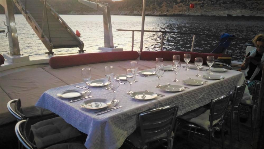 Bootsverleih Bodrum-Shipyard gulet Trapani Samboat